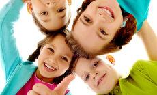 Tunne oma last — kuidas käituda väikese sangviiniku, koleeriku, flegmaatiku või melanhoolikuga