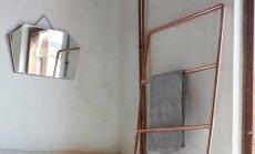 Vasktorudest saab dekoratiivse rätiredeli.