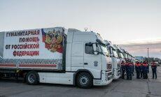 Vene eriolukordade ministeerium ei saa Hakassia metsapõlengute ohvritele humanitaarabi viia: kõik autod on Donbassis
