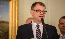 Soome peaminister firmadele: tehke riigi juubeliks suurinvesteering
