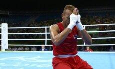 Profipoksi eksmaailmameistri jaoks lõppes Rio olümpia valusalt