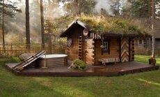 Maapõue peitunud kividega sõlmis Indrek rahu ning oskab neid nüüd oma kodu ilu huvides ära kasutada.