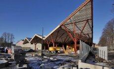 Balti jaama turul käivad veel viimased ehitus- ja viimistlustööd.