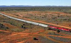 В Австралии появился поезд длиной более километра