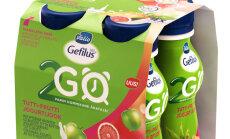 Piimatootja toob Eesti poelettidele Tutti-Frutti-maitselise jogurtijoogi