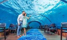 В Норвегии откроют первый в Европе подводный ресторан