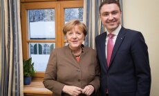 Rõivase visiit Saksamaale