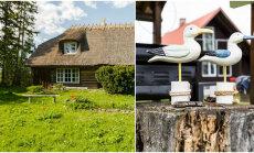 FOTOD: Vaata, millise kauni suvila võib osta Pärnumaale