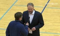 DELFI VIDEO: Liepaja peatreener: ootan juba väga Gert Kullamäe ja Rockiga kohtumist!