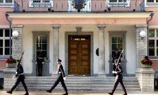 Урмо Соонвальд: 22 вопроса следующему президенту, или Можно ли найти нового главу государства за 5 дней?