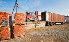 Küttepuude eksport