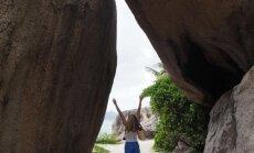 Angeelika Kang-Osula avastamas puhkusesaarte pärlit: seiklusrikkust on igasuguse rahakotiga inimestele