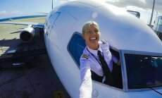 Ülivinge naine! Saa tuttavaks Mariaga, piloodiga, kes lendamisest vabal ajal harrastab erinevates maailma otstes joogat