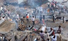 Не для слабонервных: Запрещенные снимки священного города Варанаси