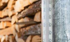 Маленькое домашнее оборудование — термометр
