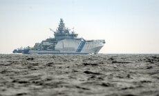 Venemaal irvitatakse Soome allveelaevajahi üle
