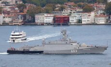 The Times: Putin hiilib tuumarelvavõimekusega sõjalaevadega Läänemerele