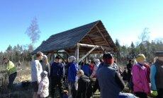 Väätsa rabas ehitatakse 2 km laudteed