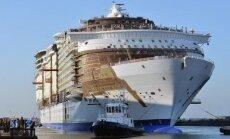 Põnev <em>timelapse</em> VIDEO: Vaata, kuidas ehitati maailma suurimat kruiisilaeva!