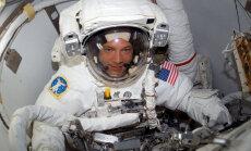 VAATA UUESTI: täna toimus Tallinnas rahvusvahelise kosmosejaama ekskomandör Douglas H. Wheelocki loeng
