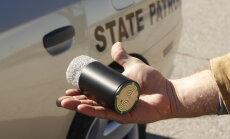 GPS-kuulid: Nüüd piisab politseinikel auto jälitamiseks ühest lasust