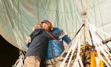 Федор Конюхов побил мировой рекорд кругосветного путешествия на воздушном шаре