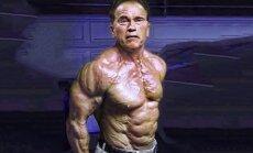 VIDEO: Veterannäitleja Arnold Schwarzenegger tõestab, et 69-aastasena on vanus kõigest number
