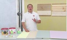 VIDEO | Millised on olulisemad värvi kvaliteedinäitajad? Vaata järgi, kuidas on omavahel seotud värvi läikeaste ja pesemiskindlus