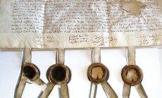 Järvakandi muuseum soovib soetada vanima eksponaadi: haruldane dokument on pärit aastast 1594