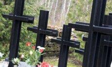 Märtsiküüditamisohvrite mälestusmiiting Kudjapel, Saaremaal