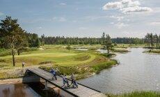 Eesti uusim golfiväljak Pärnu Bay Golf Links pakub imelisi vaateid