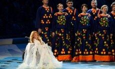 Venemaa valis Eurovisionile lauljatar Julia Samoilova.