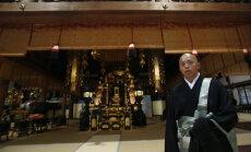 Jaapani buda munk läheb Rios kärestikuslaalomi kulla järele