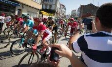 Ratturid stardivad Vuelta järjekordsele etapile