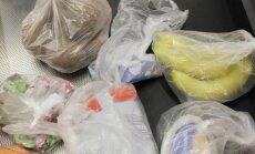 Пластиковые пакеты теперь во Франции вне закона
