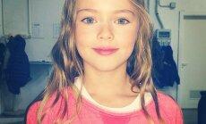 FOTOD: See 7-aastane modell on maailma kõige ilusam tüdruk?