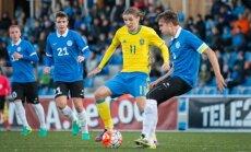 U-21 Eesti vs Rootsi