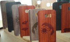 Pilkupüüdvad KOORi telefonikatted nutitelefonidele (www.koorwood.eu).