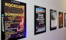 Rock Cafe sünnipäev 2014 esimene õhtu