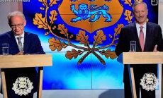 Eiki Nestor ja Siim Kallas