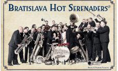 Знаменитый оркестр Bratislava Hot Serenaders впервые выступит в Таллинне