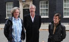 Esimene pilguheit: Jeremy Clarksoni uue autosaate võtted on täies hoos!