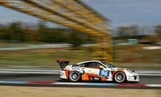 EST 1 Racing meeskonna Porsche Brno rajal