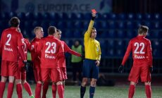 Jalgpall Narva Trans vs Infonet