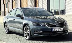 Eestlaste lemmikauto Škoda Octavia uueneb vingelt ja jõuab märtsis 2017 müügile