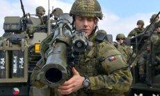 НАТО из-за миссии против ИГ сократит активность в Восточной Европе