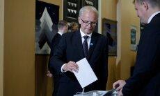 SUUR GALERII: Vaata, kuidas kulges presidendivalimiste esimene voor