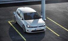 Uuenev e-Golf saab võimsama aku ja mootori