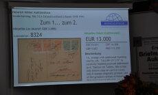 Saksamaa margioksjonil kerkisid Eesti asjade hinnad pööraseks
