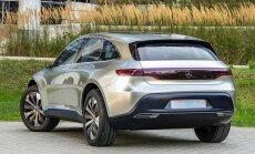 Generation EQ: Mercedes-Benz esitles krossoveri kontsepti